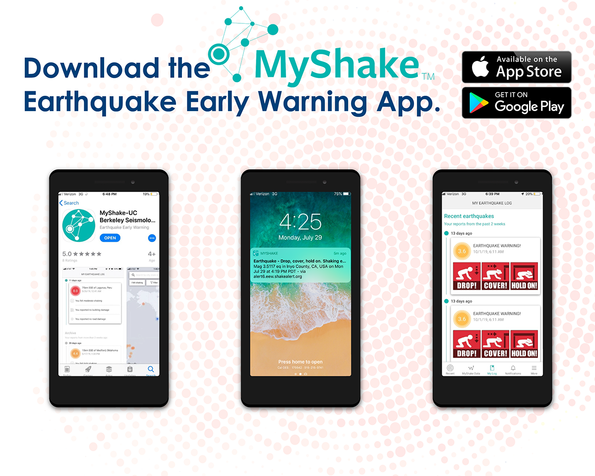 Download MyShake Infographic
